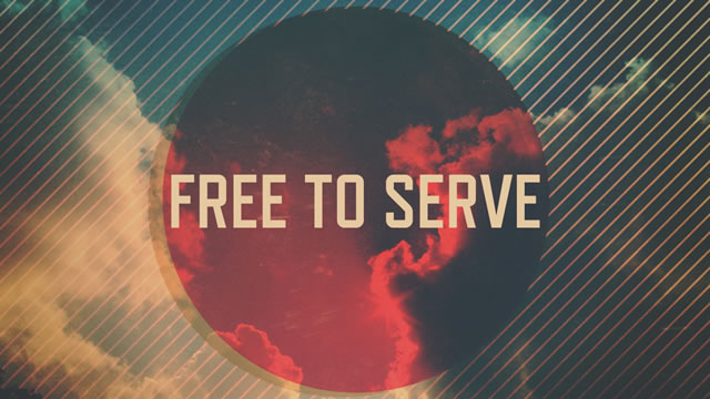 F free to serve